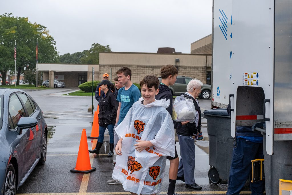 Shred It event Picture